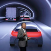 ソニー、新開発の車載向けイメージセンサーをCES 2018で初公開…完全自動運転向け