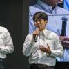 元フィギュア日本代表、小塚崇彦氏がレーサーに…東京オートサロン2018