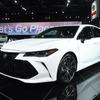 トヨタ アバロン 新型、スポーティグレード設定…デトロイトモーターショー2018で発表