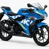 スズキ、スーパースポーツ GSX-Rシリーズに125ccのエントリーモデル…38万6640円