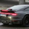 600馬力超え...ポルシェ 911ターボ 次期型、最終デザイン見えた!