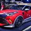 モデリスタ、コンセプトカー3台を関西地区で初公開予定…大阪オートメッセ2018