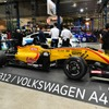 全日本F3チャンピオンマシンをVWブースで展示…東京オートサロン2018詳細画像