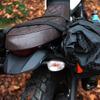 「俺は濡れても荷物は濡らさない」ターポリン素材のバイク用バッグ発売 ドッペルギャンガー