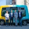 自動運転のロボットタクシー、都市への導入目指す…コンチネンタルがテスト
