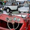 富士の麓に内外の旧車100台が集結…富士山オールドカーフェスタ