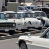 羽生市の市民祭りにオールドカーが集結…昭和のクラシックカーフェスティバル