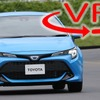 トヨタ カローラハッチバック 新型はVWゴルフに迫れるか、HVモデルの実力は【VR試乗】