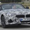 BMW Z4 新型に「M40i」、高性能グレードを設定へ