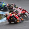 バイク芸人・福田充徳と竹若元博も大興奮、ツインリンクもてぎ観戦スタイルが大進化…MotoGP 日本GP