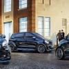 スマート市販車に初の「EQ」、順次世界市場に投入へ