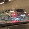 アウトバーンで遭遇!BMW 3シリーズ ツーリング 次期型プロトタイプの姿
