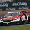 【SUPER GT 第4戦】タイでもホンダが予選1-2、無限NSXの武藤英紀&中嶋大祐がポール獲得…GT300トップは黒澤&蒲生AMG