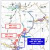 国道156号通行止めで白鳥IC-荘川IC間を代替路として無料開放 平成30年7月豪雨
