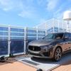 """マセラティ レヴァンテ GTS、ジャパンプレミアは""""太平洋上""""で!…3.8L V8ツインターボ"""