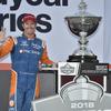 【INDYCAR 最終戦】スコット・ディクソンが3年ぶり5度目の戴冠を達成…佐藤琢磨は来季のチーム残留が決まる