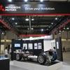 三菱自動車、アウトランダーPHEV 新型の技術など展示…EVS31