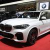 BMW X5 新型、フロントマスクに新世代のデザイン言語を採用…パリモーターショー2018[詳細画像]
