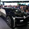 ルノー、観光客向け完全自動運転EVコンセプト発表…パリモーターショー2018
