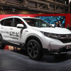 ホンダ CR-V 新型、最新車載コネクティビティ搭載でスマホ連携を強化…パリモーターショー2018[詳細画像]