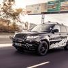 ランドローバー、自動運転車の公道テストに成功…分岐や合流にも対応