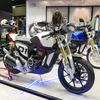 プジョースクーター改め「プジョーモトシクル」、ネオレトロバイクを発表…パリモーターショー2018
