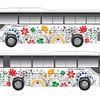カフェのようにくつろげる女性専用バス「fufufuボヌール号」、11月より運行開始