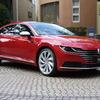 VW アルテオン、新グレードのエレガンス追加…3色から選べるインテリア
