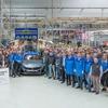 BMW Z4 新型、量産第一号車がラインオフ…2019年3月から世界市場で発売へ