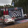 【WRC 最終戦】ラトバラ優勝、復帰2年目のトヨタが19年ぶりのメーカー王座を獲得…個人王座はオジェが6連覇