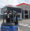 豊田自動織機、FCフォークリフトの実証実験を海外で初実施 トヨタ豪拠点に導入