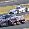 トヨタ スープラ 次期型コンセプト、富士スピードウェイを走る…TOYOTA GAZOO Racing FESTIVAL 2018