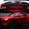 【マツダ 3/アクセラ 新型】モーターショープレイベントで世界初公開、最新技術を全部盛り