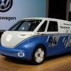 VWの次世代EV『I.D.』にレースサポート車、完全自動運転も可能…ロサンゼルスモーターショー2018
