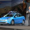 トヨタ プリウス が初のデザイン変更、2019年型の詳細発表…ロサンゼルスモーターショー2018