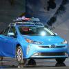 北米初のトヨタ プリウス 4WD登場! 日本仕様とフロアが違う理由は?…ロサンゼルスモーターショー2018
