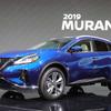 日産 ムラーノ 2019年モデル、Vモーションさらに強調…ロサンゼルスモーターショー2018[詳細画像]