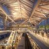 山手線の新駅、駅名は「高輪ゲートウェイ」…暖かな光の駅舎に 2020年春開業