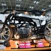 ホットロッドカスタムショーで謎のBMW空冷フラットツインが世界初披露…その正体は?