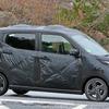 日産 デイズ/三菱 eKワゴン 新型、開発テストを目撃…EVは航続280km?
