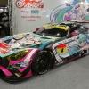 グッドスマイルレーシング、杏仁豆腐が描いた初音ミクのSUPER GT参戦マシンを初公開…東京オートサロン2019