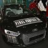 「FF XV」に登場したルシス王国の公用車「Audi R8 Star of Lucis」が実車化…東京オートサロン2019