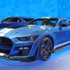 シェルビーGT500 新型、歴史を塗り替える700馬力オーバー…デトロイトモーターショー2019[詳細画像]