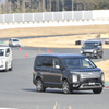 【三菱 デリカD:5 新型】一般向け試乗会が開催、サーキットでいち早くドライブした感想は?