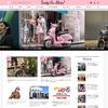 バイクとクルマを愛する女性のためのメディア『Lady Go Moto!』が誕生 『レスポンス』のイードから