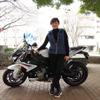 【バイク女子】「オジサンのイメージ脱却したい!」BMWモトラッド相模原 佐藤陽子さん