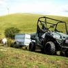 キムコ、多用途オフロード四輪車「UXV450i」を日本市場へ導入