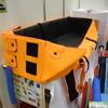 介護者に朗報、ウェットスーツ素材でつくったポータブル簡易浴槽が登場…CareTEX2019