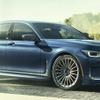 アルピナ、BMW 7シリーズ を608馬力に強化… B7 改良新型を欧州発表