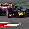 【F1】ホンダ製パワーユニット搭載のレッドブルRB15、チーム伝統のカラーリングを纏い合同テストに参加